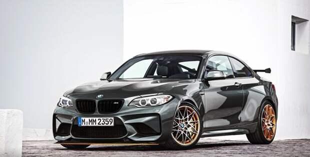 Дело об «улитках»: экстремальный BMW M2 получит мотор от M4