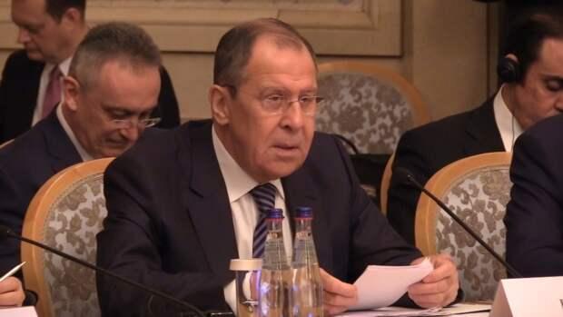 Госдеп США озвучил ожидания от предстоящей встречи Лаврова и Блинкена