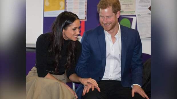 Меган Маркл и принц Гарри не захотели, чтобы их сын носил титул графа Дамбартона