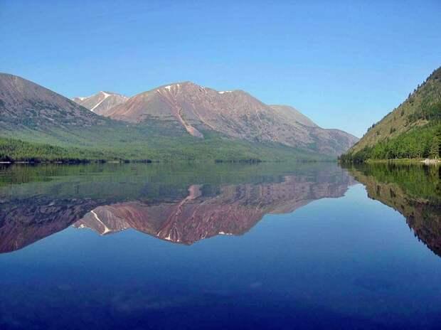 227 10 самых красивых озер в мире