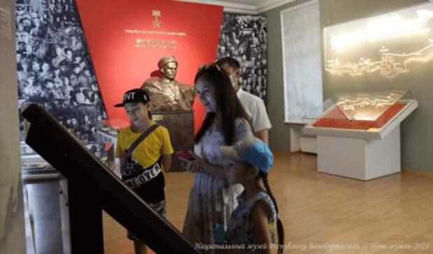 В Уфе «Ночь музеев» посетили более 22 тысяч человек