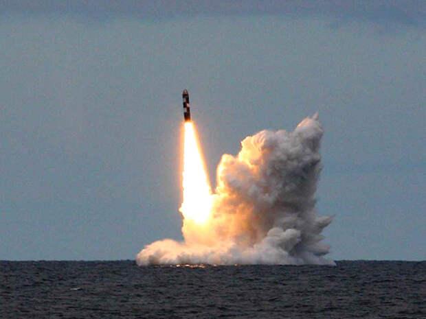 Самоликвидация одной из самых современных ядерных ракет России во время испытательного пуска