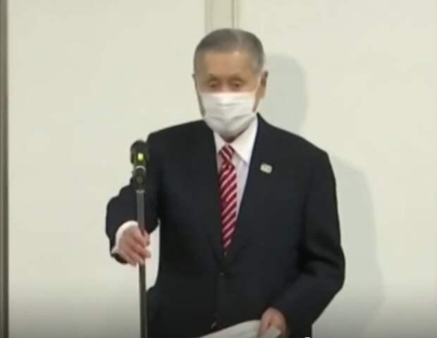 Глава оргкомитета Олимпиады в Токио уходит в отставку из-за скандала с высказываниями