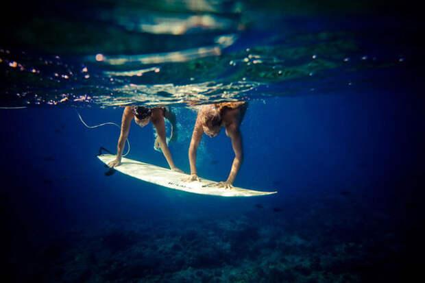 Гавайский позитив для поднятия зимнего настроения