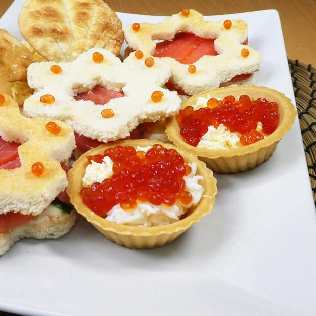 Новогодние  закуски, папин рецепт