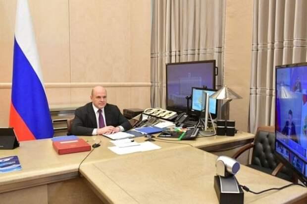 Мишустин выразил соболезнования родным и близким погибших в Казани