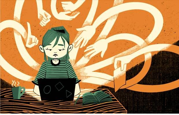 """Почему я постоянно откладываю свои мечты? Как мы все заработали """"синдром самозванца""""(часть 2)"""