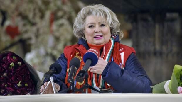 Заслуженный тренер СССР Татьяна Тарасова будет судить в «Ледниковом периоде»
