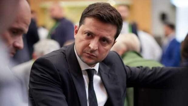 На Украине начата война на уничтожение Зеленского как политика