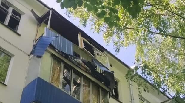 В Казани взорвался бытовой газ в пятиэтажке, есть пострадавшие, судьба строения под вопросом