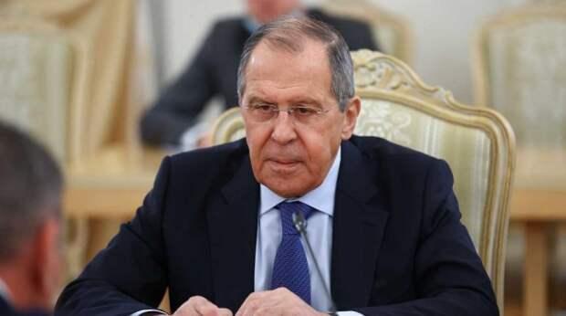 Противостояние между Россией и Западом достигло дна – Лавров