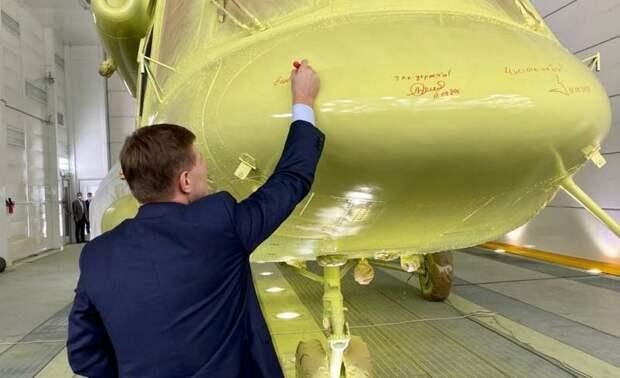 Россию поставили на второе место по выпуску боевых вертолетов