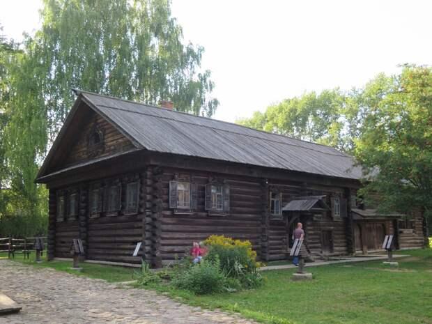 """Музей деревянного зодчества """"Костромская слобода"""""""