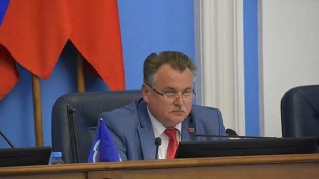 Экс-председатель думы Перми обжалует решение об отстранении от должности