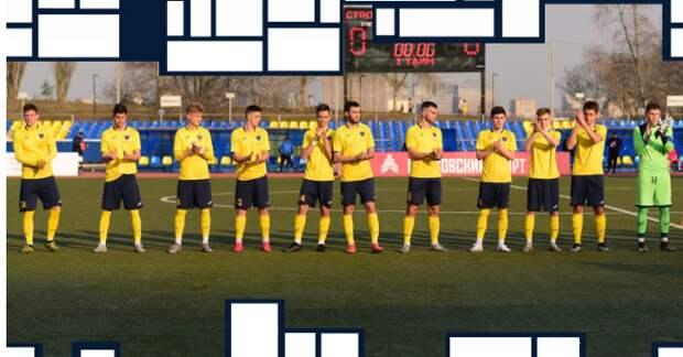 Футболисты из Строгина забили пять безответных голов в последнем матче сезона