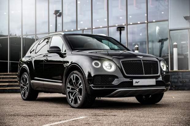 Bentley Bentayga Speed: королевских кровей, но с дерзким характером