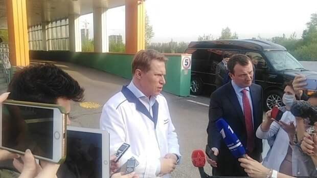 Мурашко рассказал о состоянии пострадавших при стрельбе в казанской гимназии
