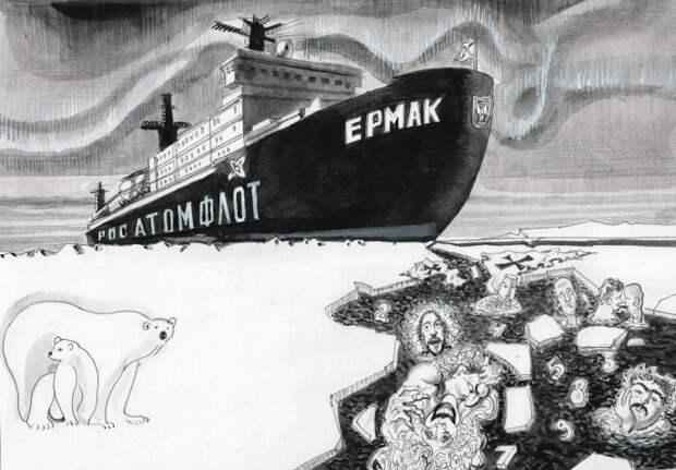 """Александр Проханов: Русский код """"Ермак"""""""