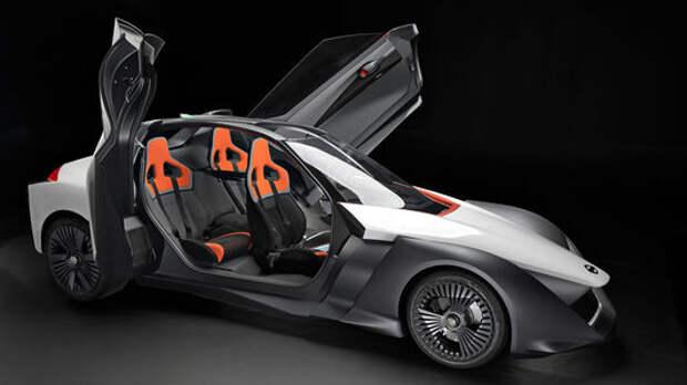Дрифтующий треугольник: концепткар Nissan шагает к конвейеру