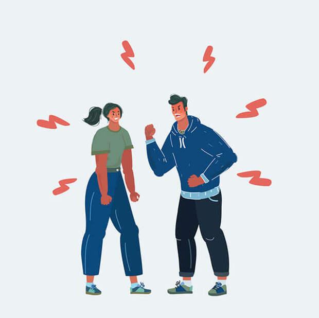 Почему не надо бояться злости и чем она отличается от агрессии