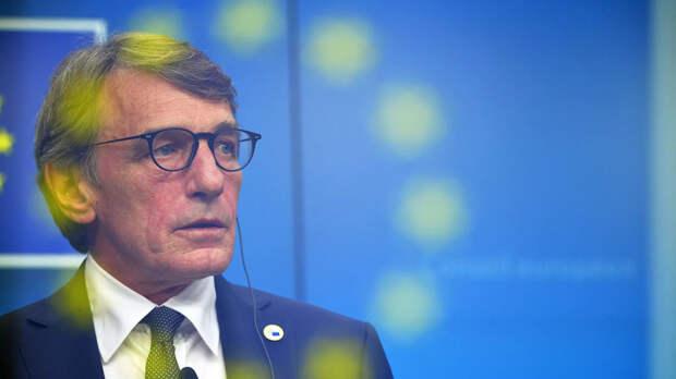 Глава ЕП назвал российские санкции атакой на европейскую демократию