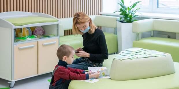 Детскую поликлинику на Зеленоградской планируют достроить в 2022 году