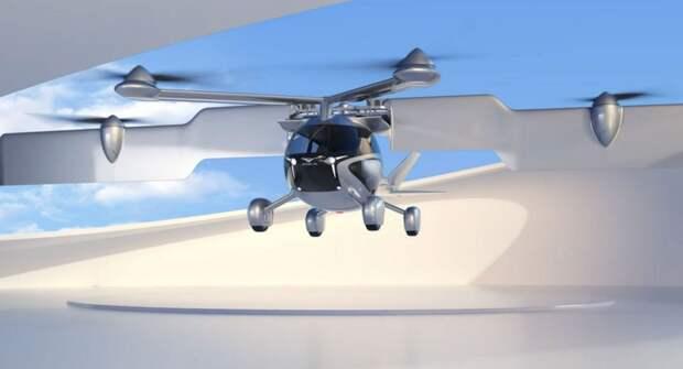 NFT открыла предзаказ на аэромобили-трансформеры