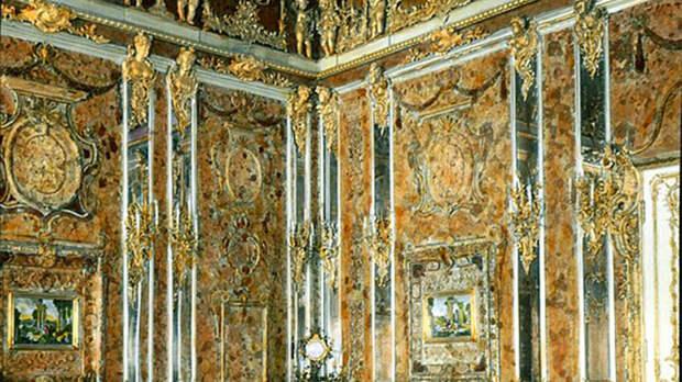 Нашли возможное место нахождения Янтарной комнаты