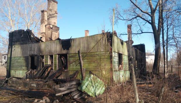 15 раз за неделю выезжали по тревоге пожарные Медвежьегорского района