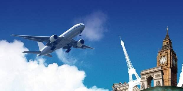 Международные авиасообщения возобновят с 1 августа