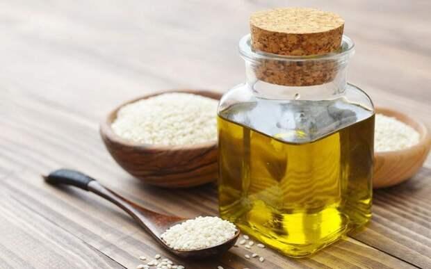 кунжутное масло польза