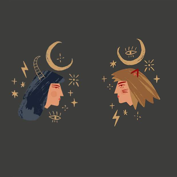 Взаимоотношения знаков зодиака: как Тельцы ведут себя с другими