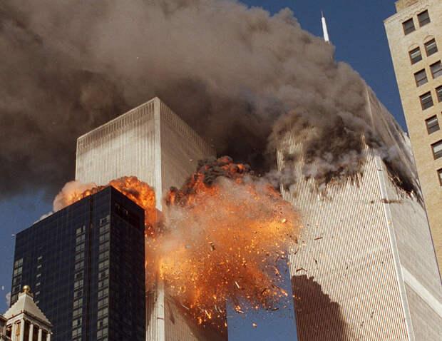 Правда о крушении башен-близнецов 11 сентября