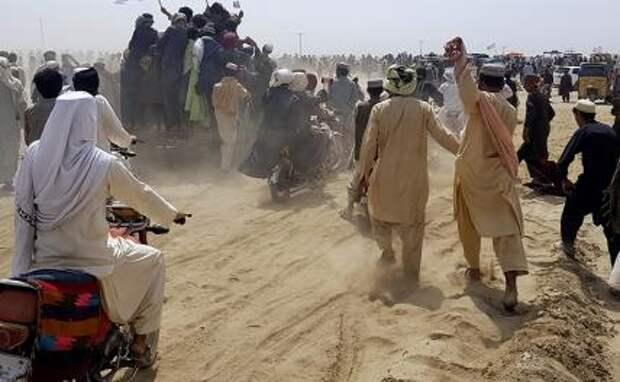 Москва допускает, что талибы из Афганистана скоро прорвутся к Оренбургу?
