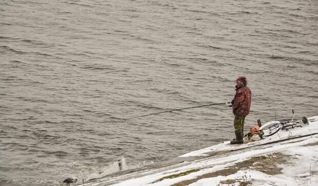 Рыбаков надрейфующей льдине спасли вРостовской области