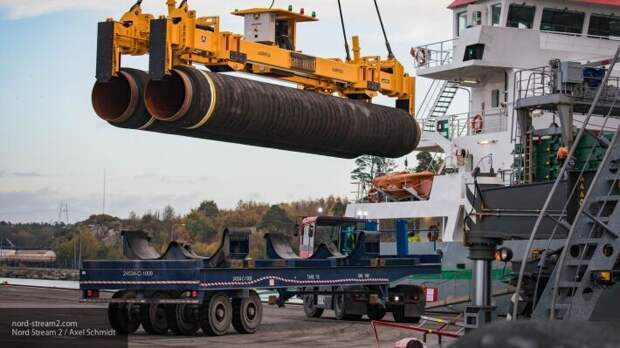 Юшков назвал сроки, когда будет достроен «Северный поток-2»
