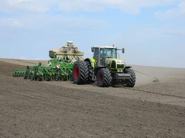 Нижегородские аграрии завершили сев основных сельскохозяйственных культур