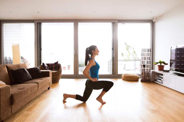 10 физических упражнений, которые работают не хуже снотворного