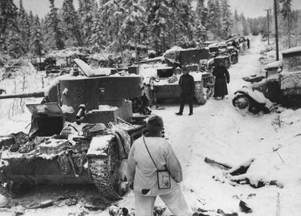 Бойня на Раатской дороге: самое страшное поражение Красной Армии в Зимнюю войну