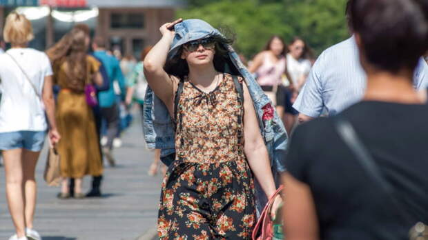 Аномальная жара ожидается в Москве 17 мая