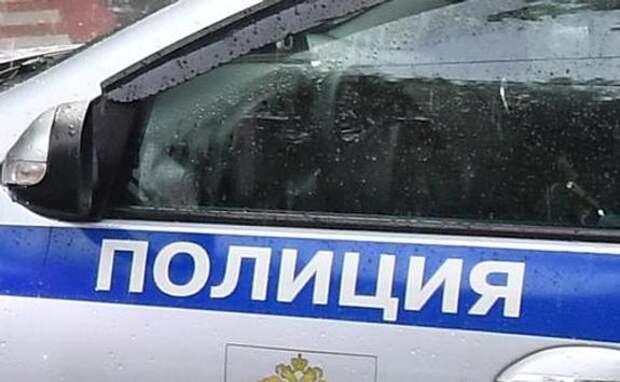 Видео, как в Зеленограде мотоцикл столкнулся с такси