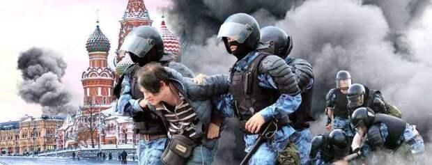 Тот, чьей тенью является Навальный, хочет сместить Путина