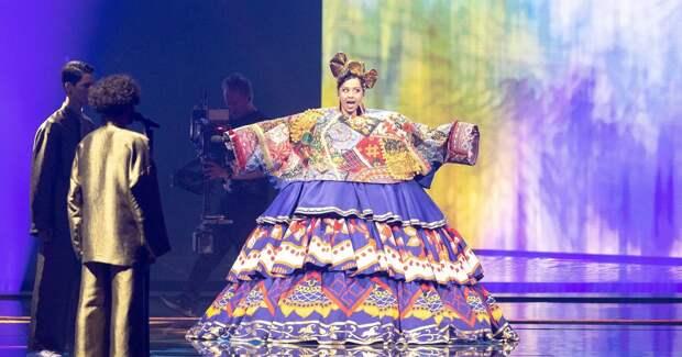 Манижа пообещала быть более сумасшедшей в финале «Евровидения»