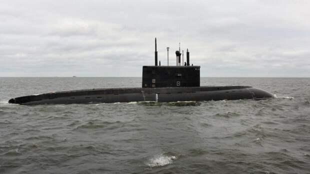 Русская субмарина втихаря ускользнула от НАТО