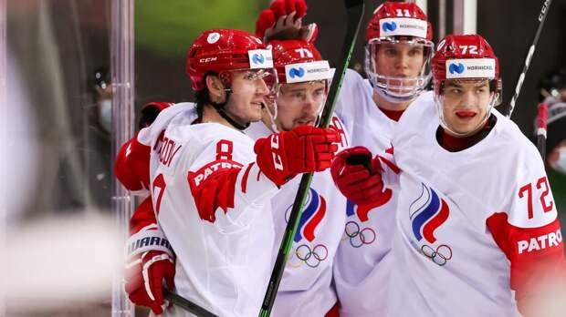 Сборная России назвала состав на матч против Швеции, Орлов и Тарасенко дебютируют на турнире