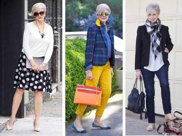 Какими модными правилами может пренебрегать зрелая женщина