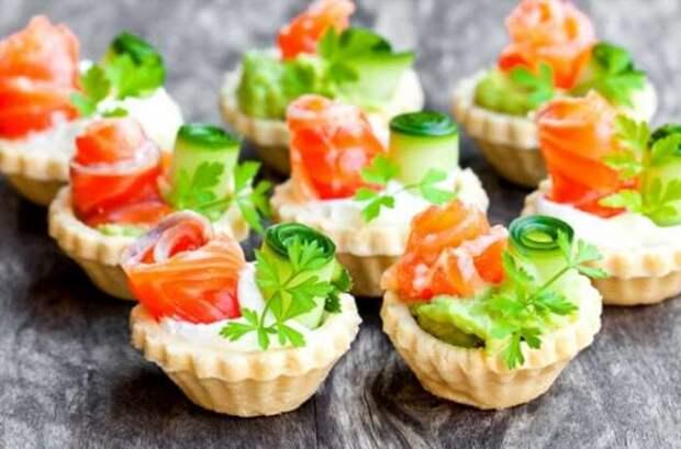 Чем наполнить новогодние тарталетки: 5 вкусных начинок