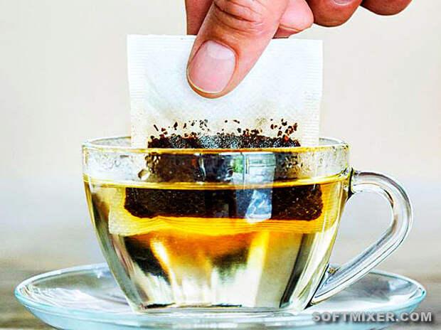 Правда и мифы: как делается пакетированный чай