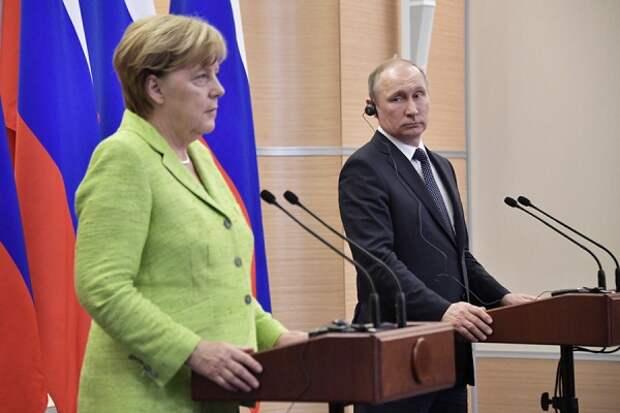 Итоги визита Меркель: Россия должна окончательно предать Донбасс?
