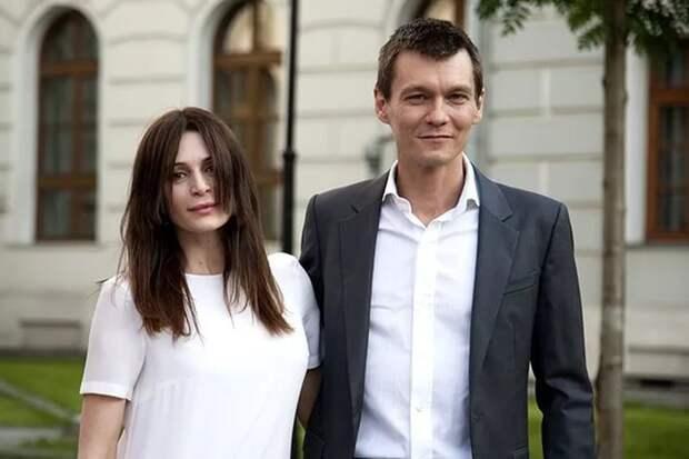 Оксана Фандера и Филипп Янковский брак, знаменитости, подборка, уважение